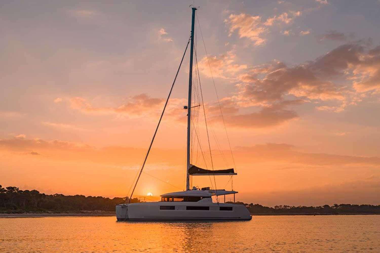 Croatia Cat 45 Sailing