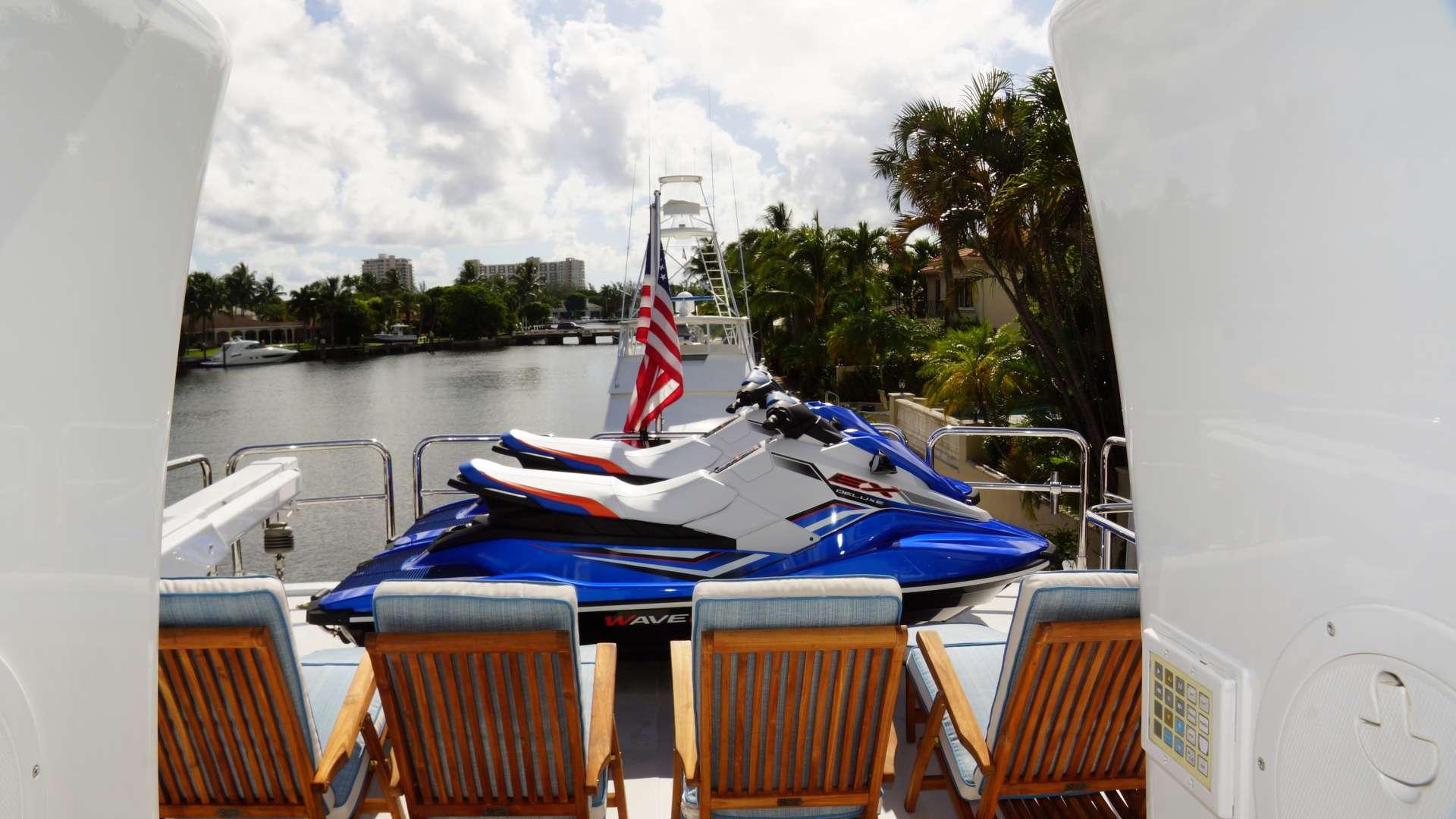 motor yacht ILLUSION