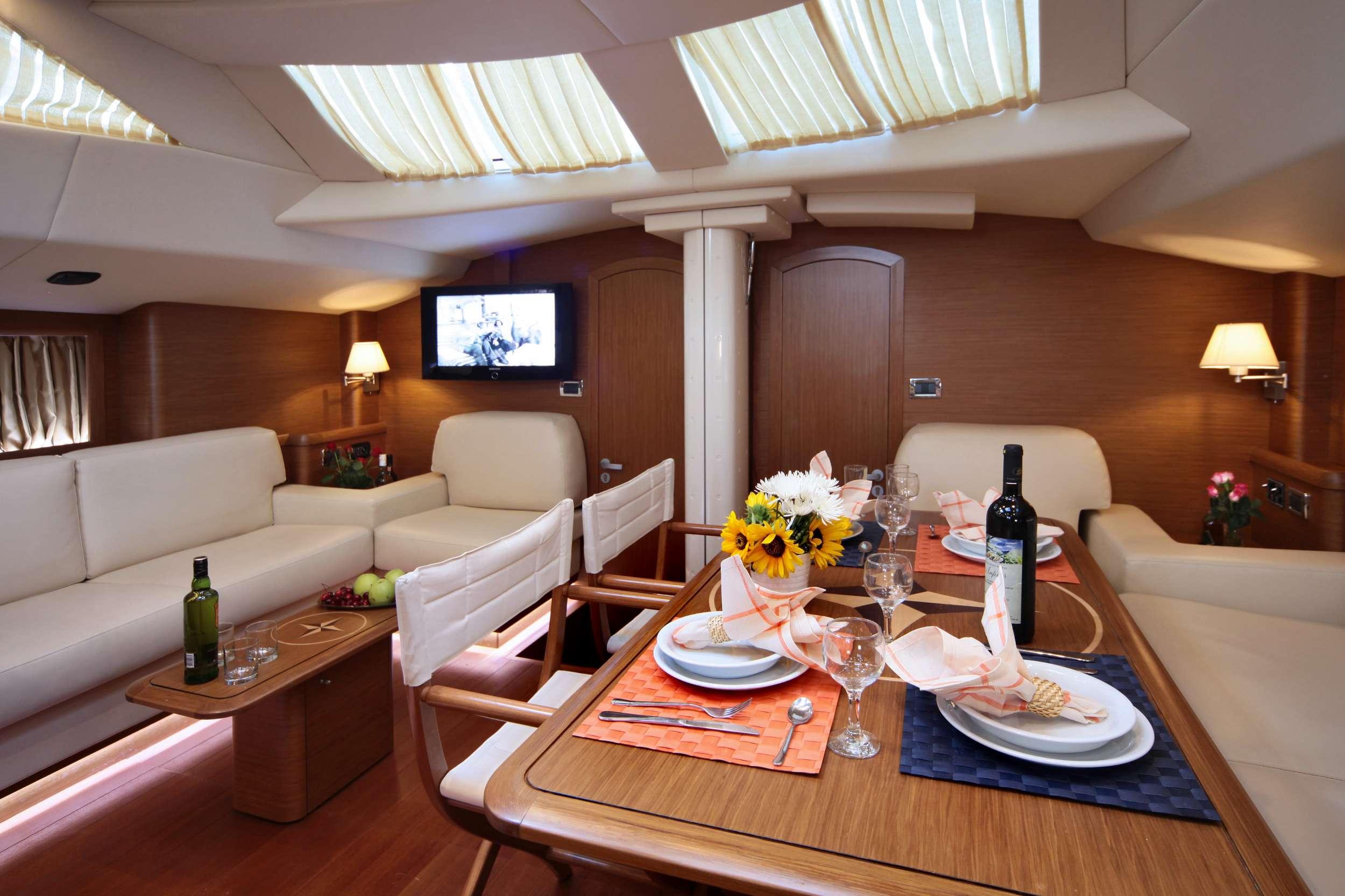 Catamaran Galux I