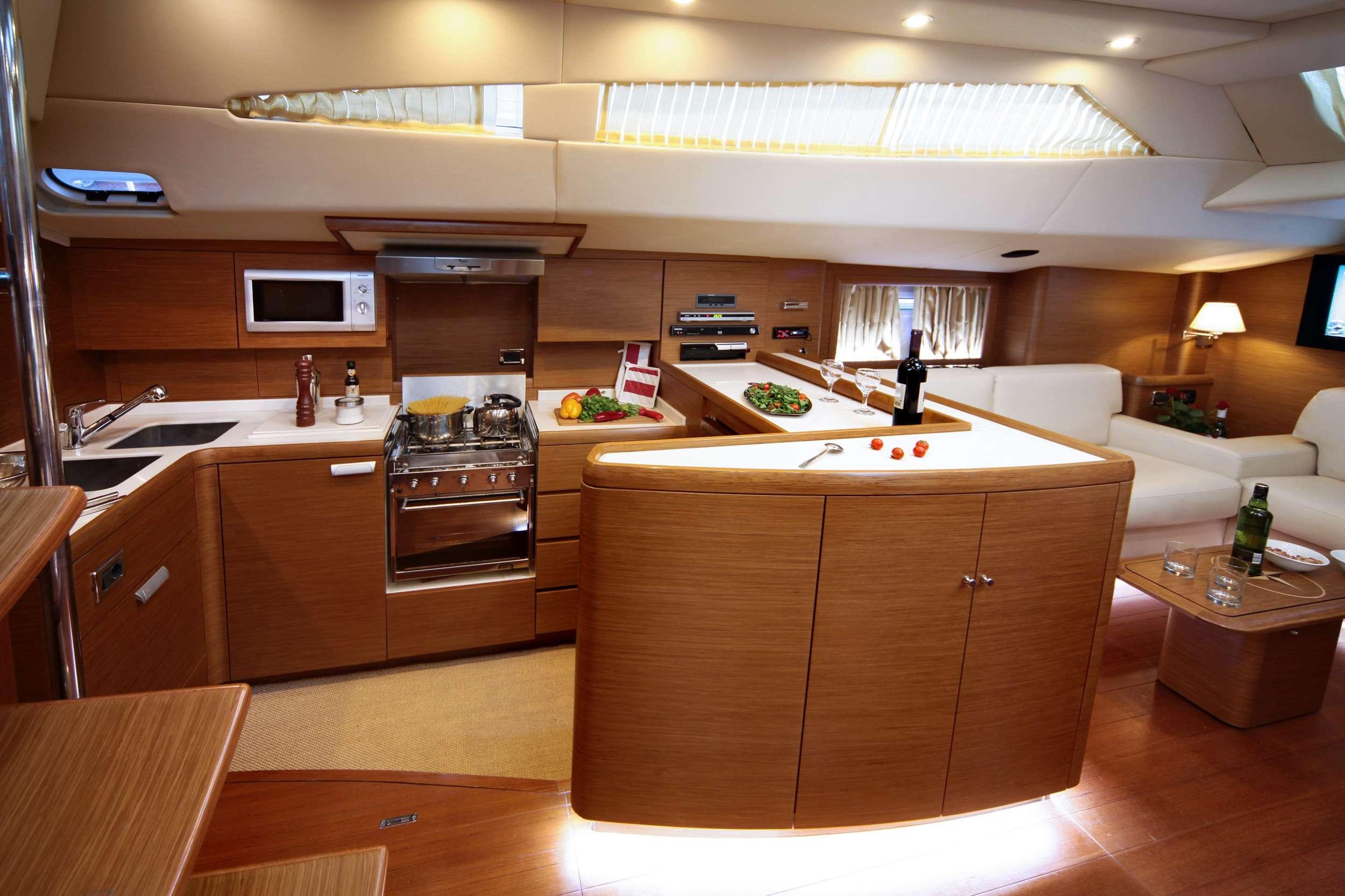 Sailing Yacht Galux I