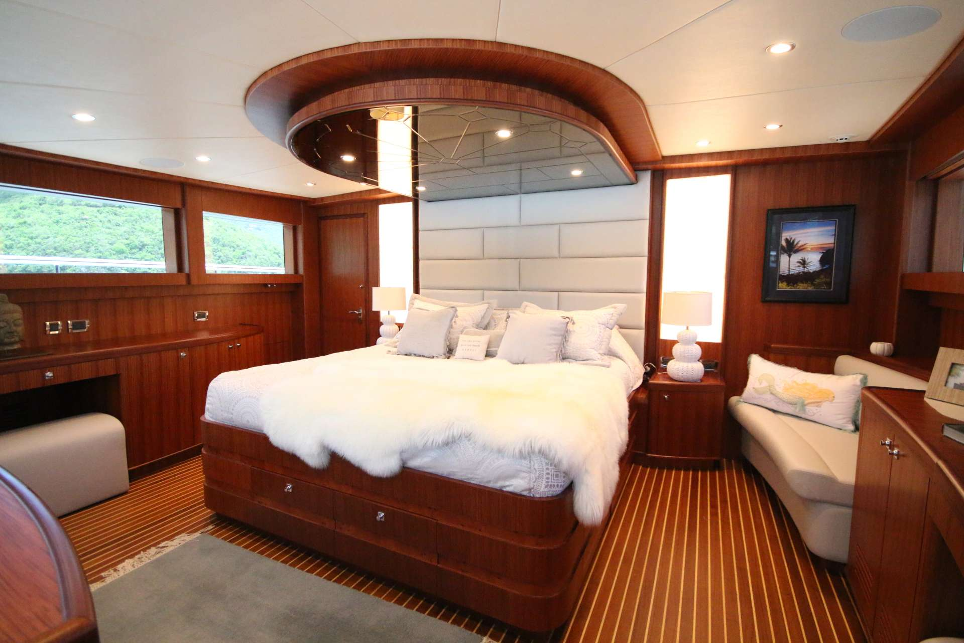 Master Aft view