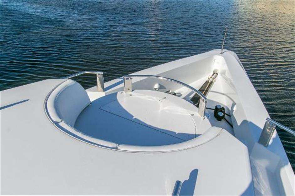 motor yacht HIGHLINE