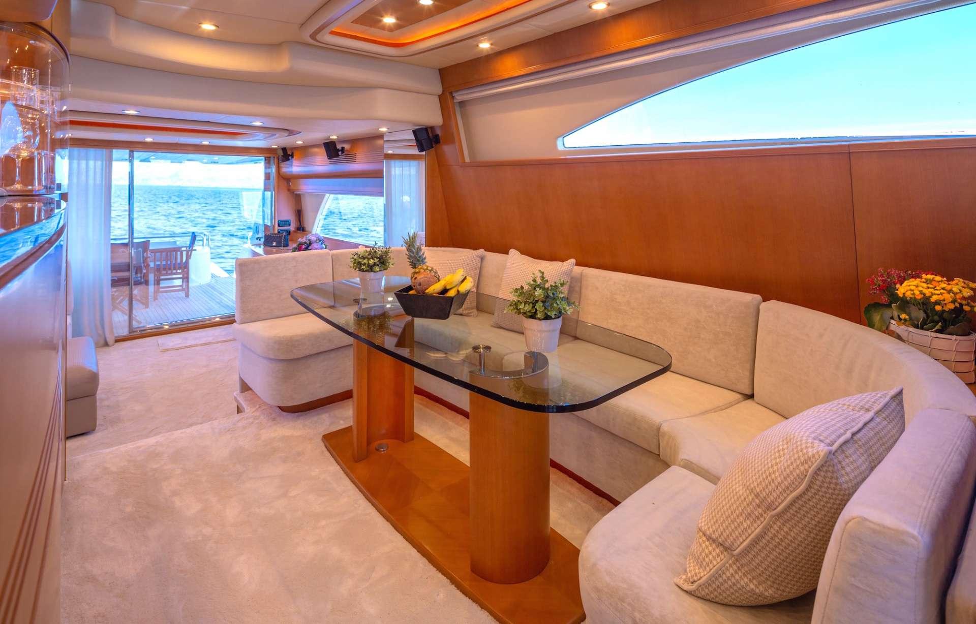 Legend Crewed Motor Yacht Charter Boatsatsea Com