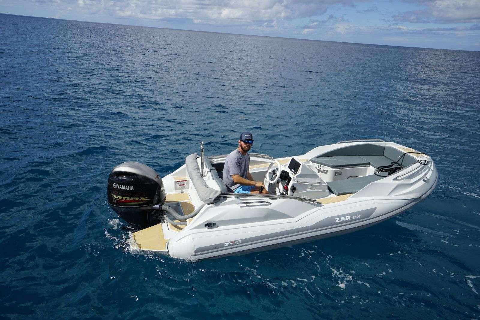 RELENTLESS 60 yacht image # 15