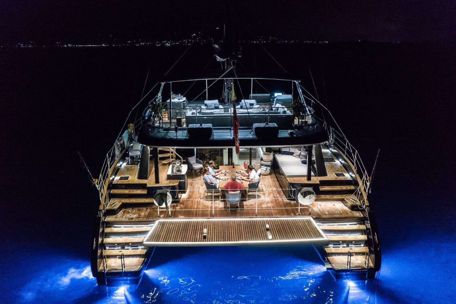 RELENTLESS 60 yacht image # 17