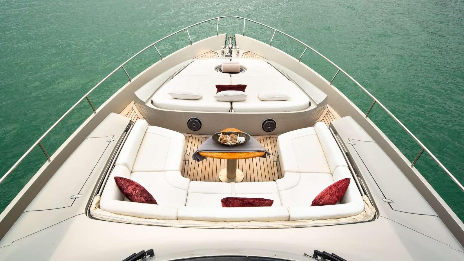 motor yacht JULIE