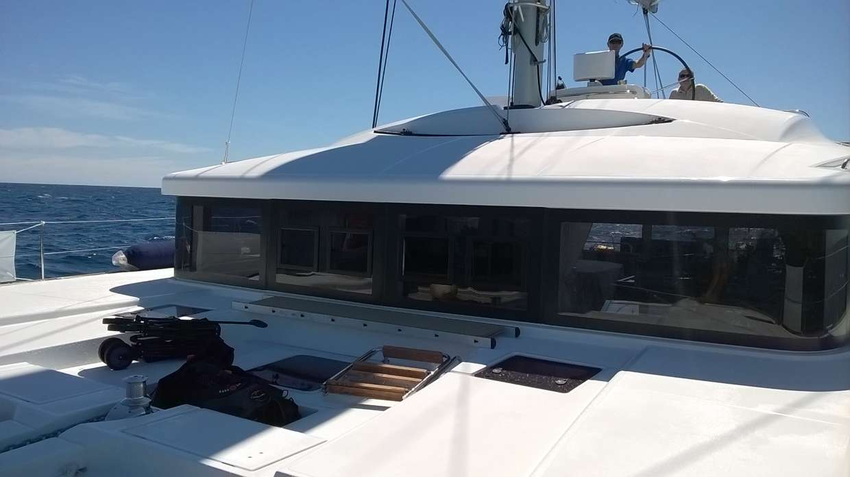 Catamaran Charter Liberte