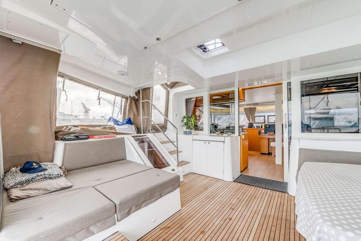 Sailing Yacht Liberte
