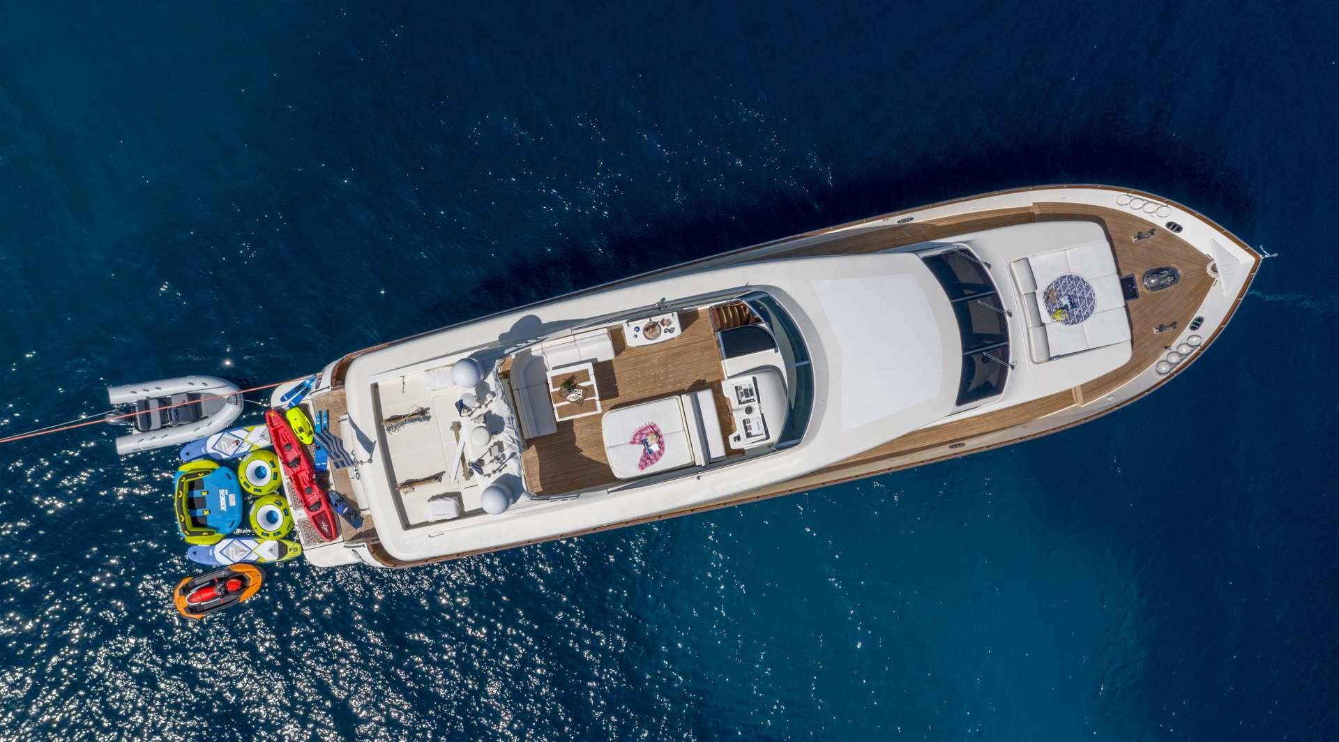 motor yacht VYNO
