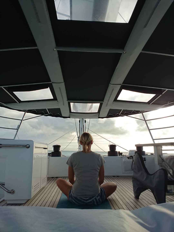 Catamaran Charter Oculus