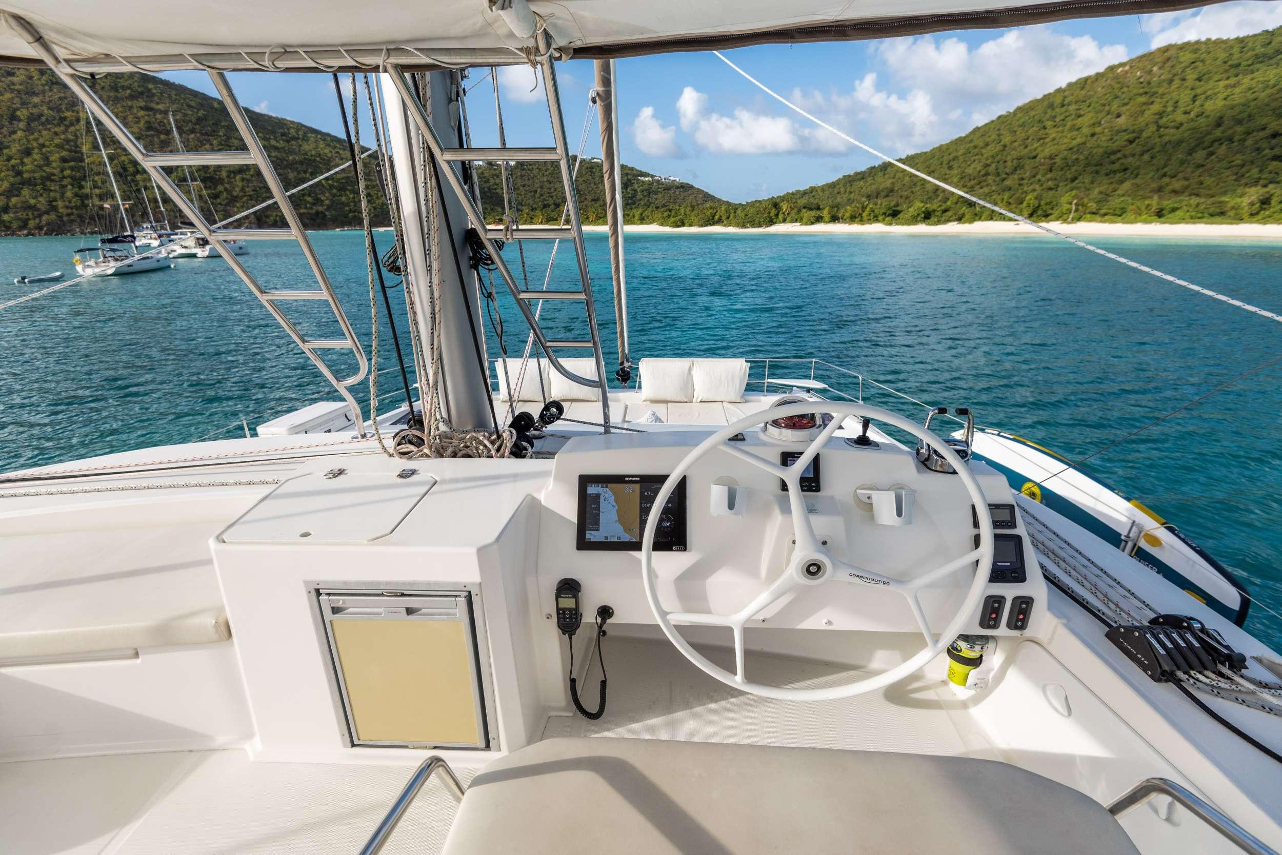 Ad Astra Yacht Vacation