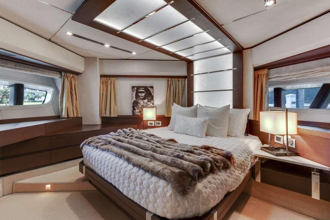 motor yacht Scarlet