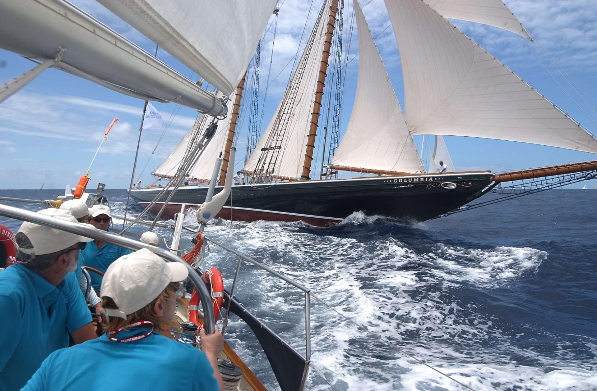 Columbia yacht image # 9