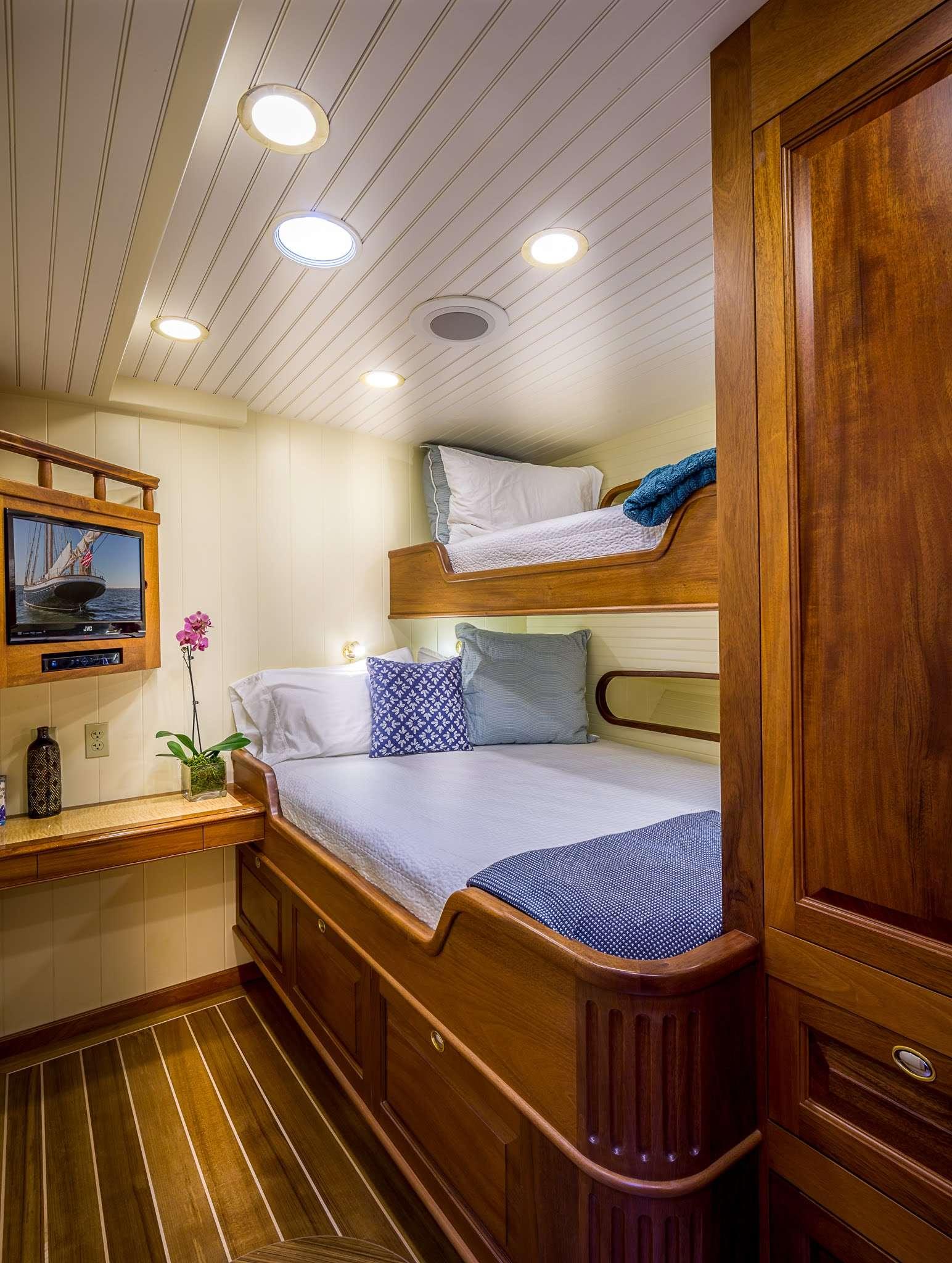 Columbia yacht image # 6