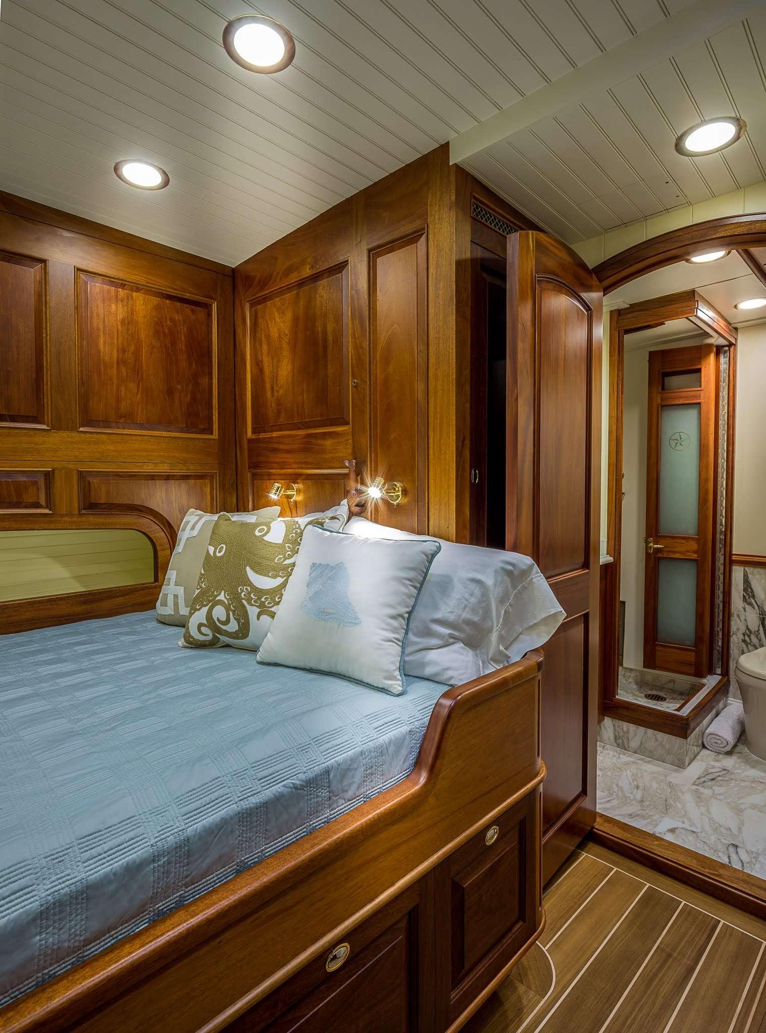 Columbia yacht image # 7