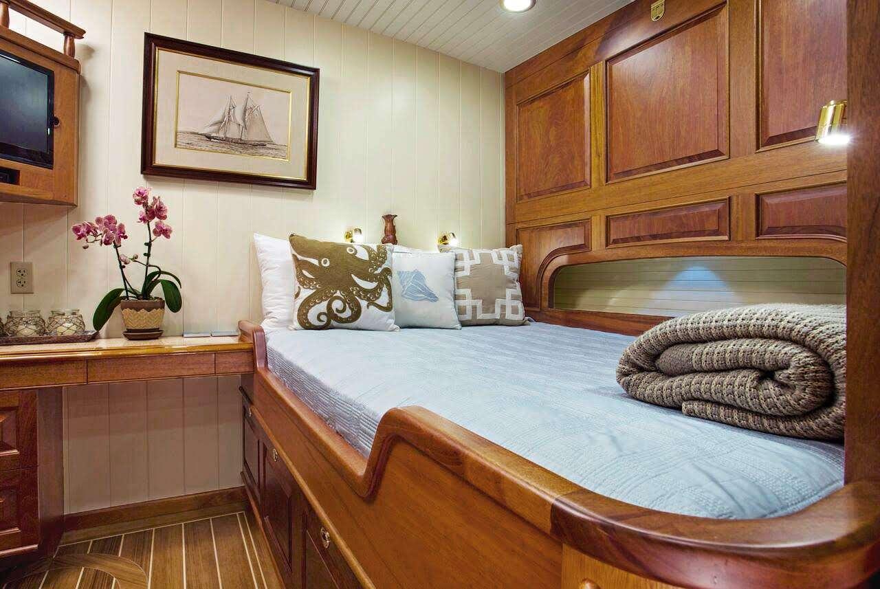 Columbia yacht image # 8