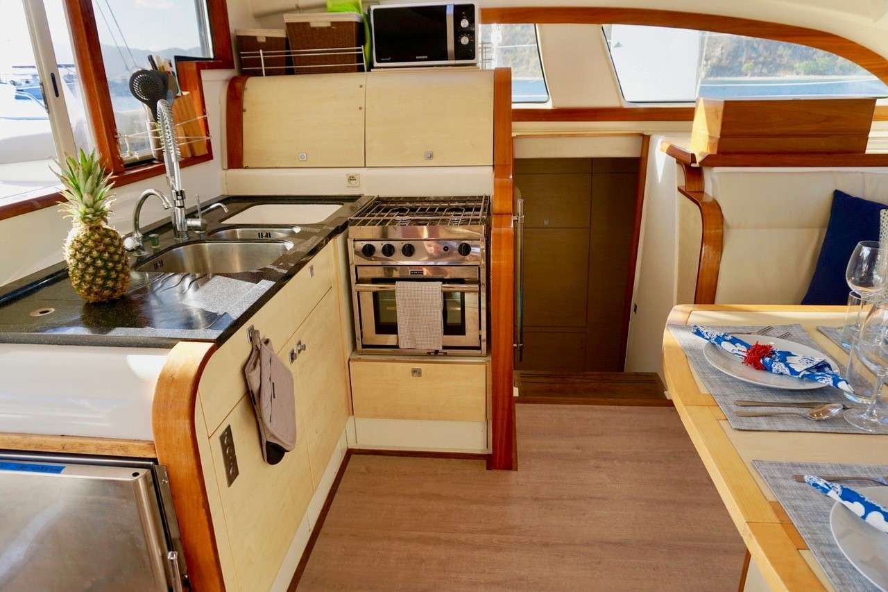 TRIDENT TIDES yacht image # 7