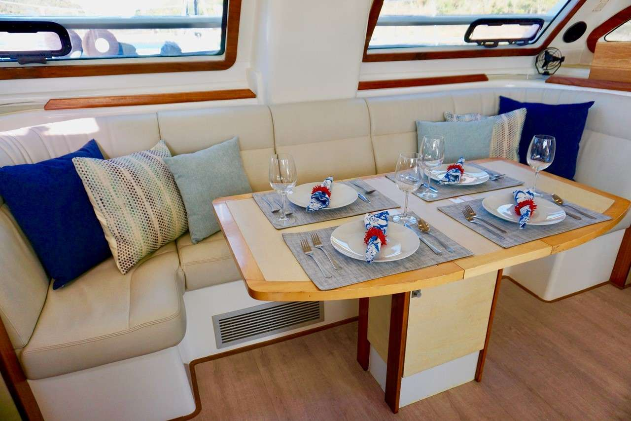 TRIDENT TIDES yacht image # 8