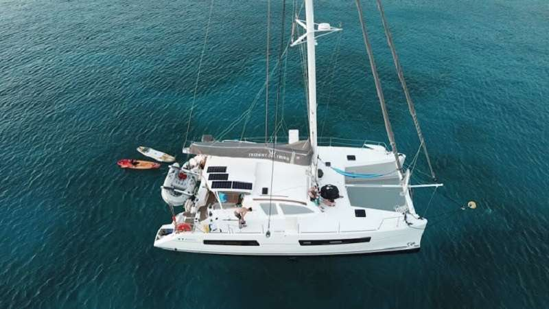 TRIDENT TIDES yacht image # 9