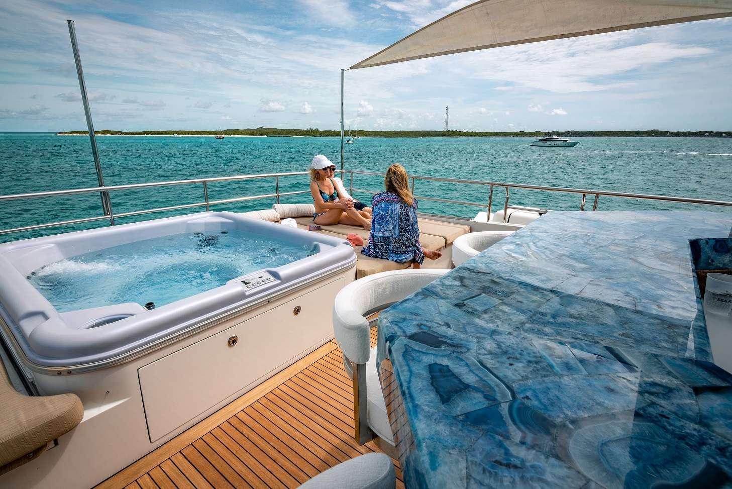 motor yacht SEA AXIS