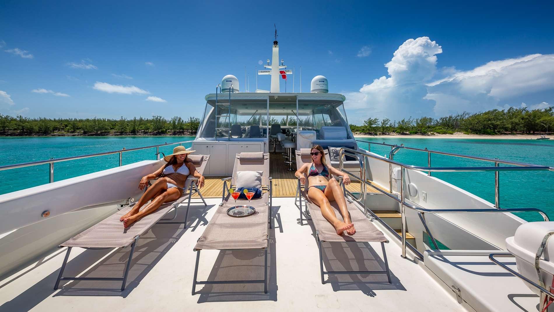 motor yacht OCULUS