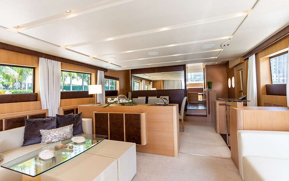 motor yacht Kaeru