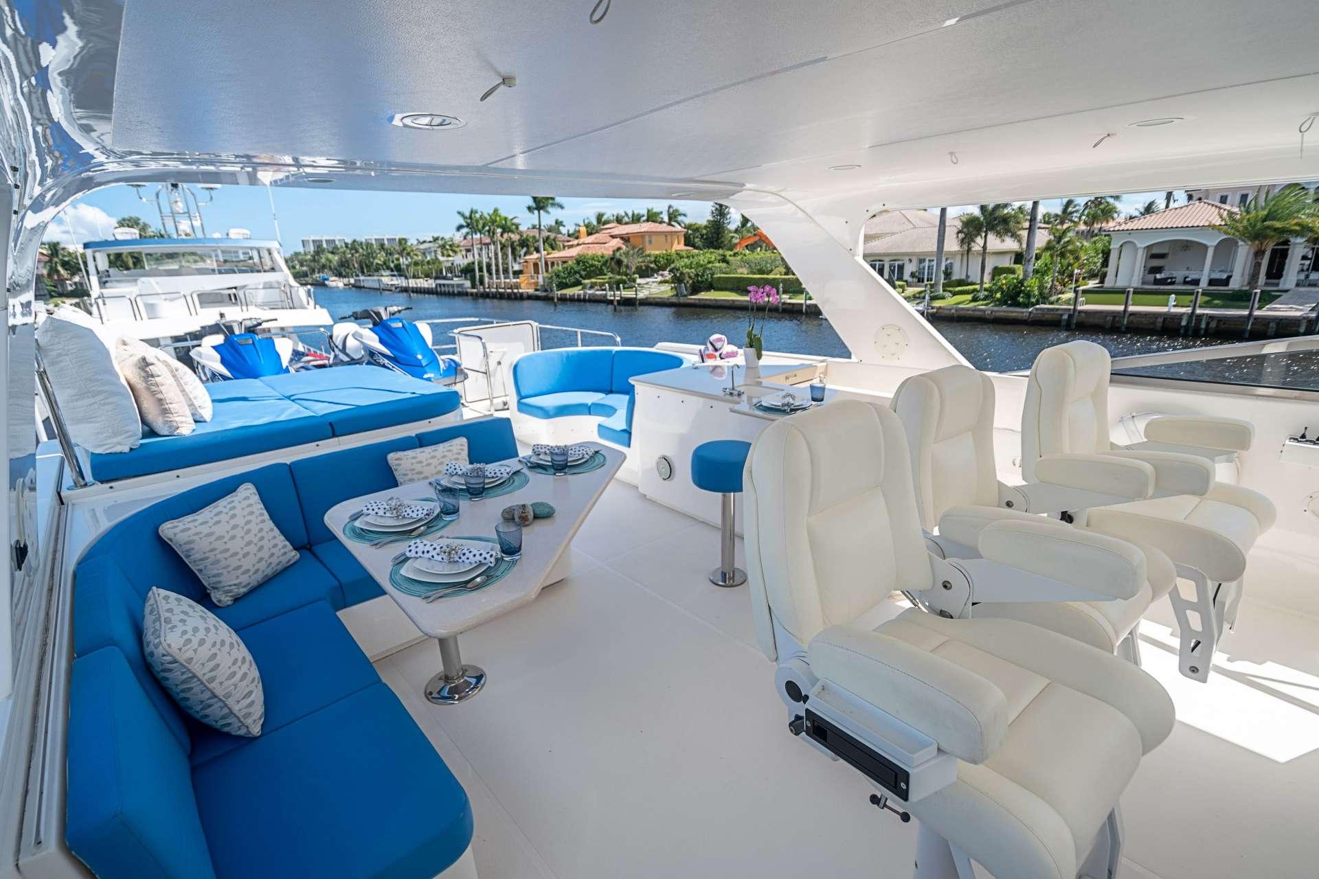 motor yacht TRUE NORTH