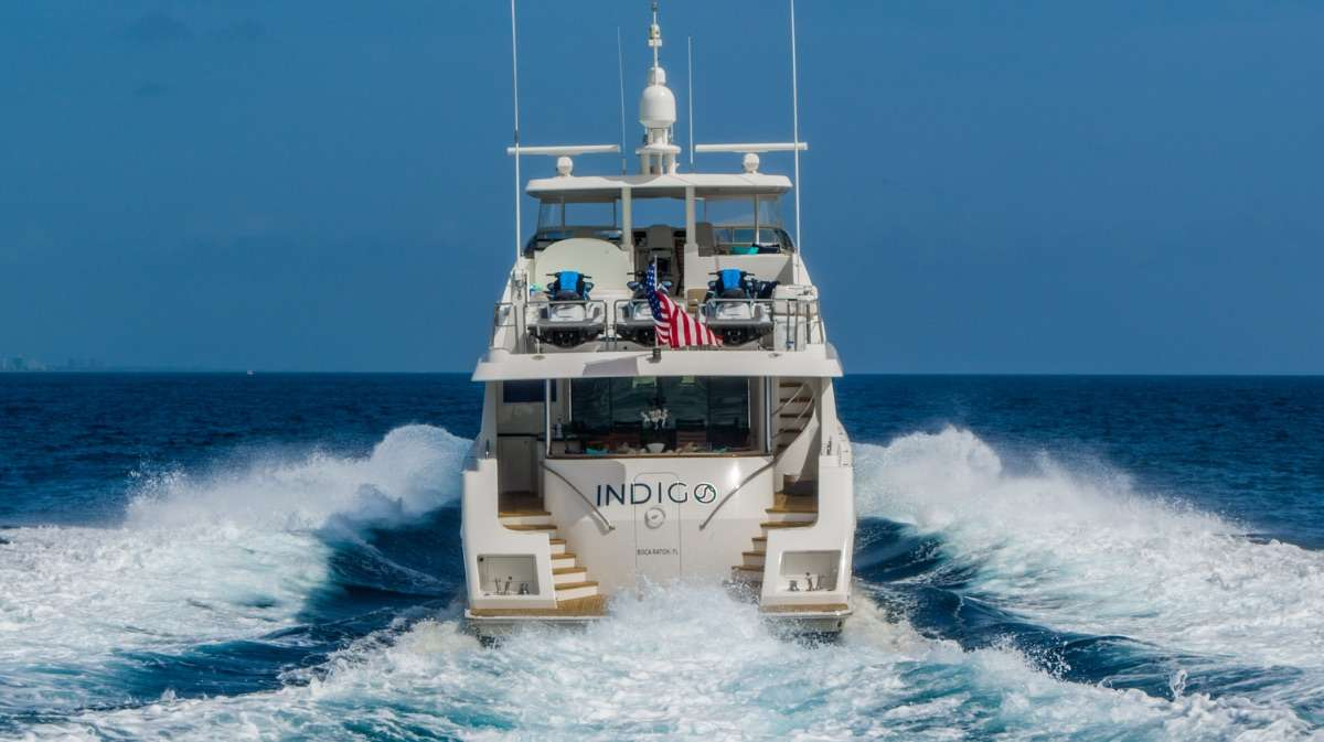 motor yacht INDIGO