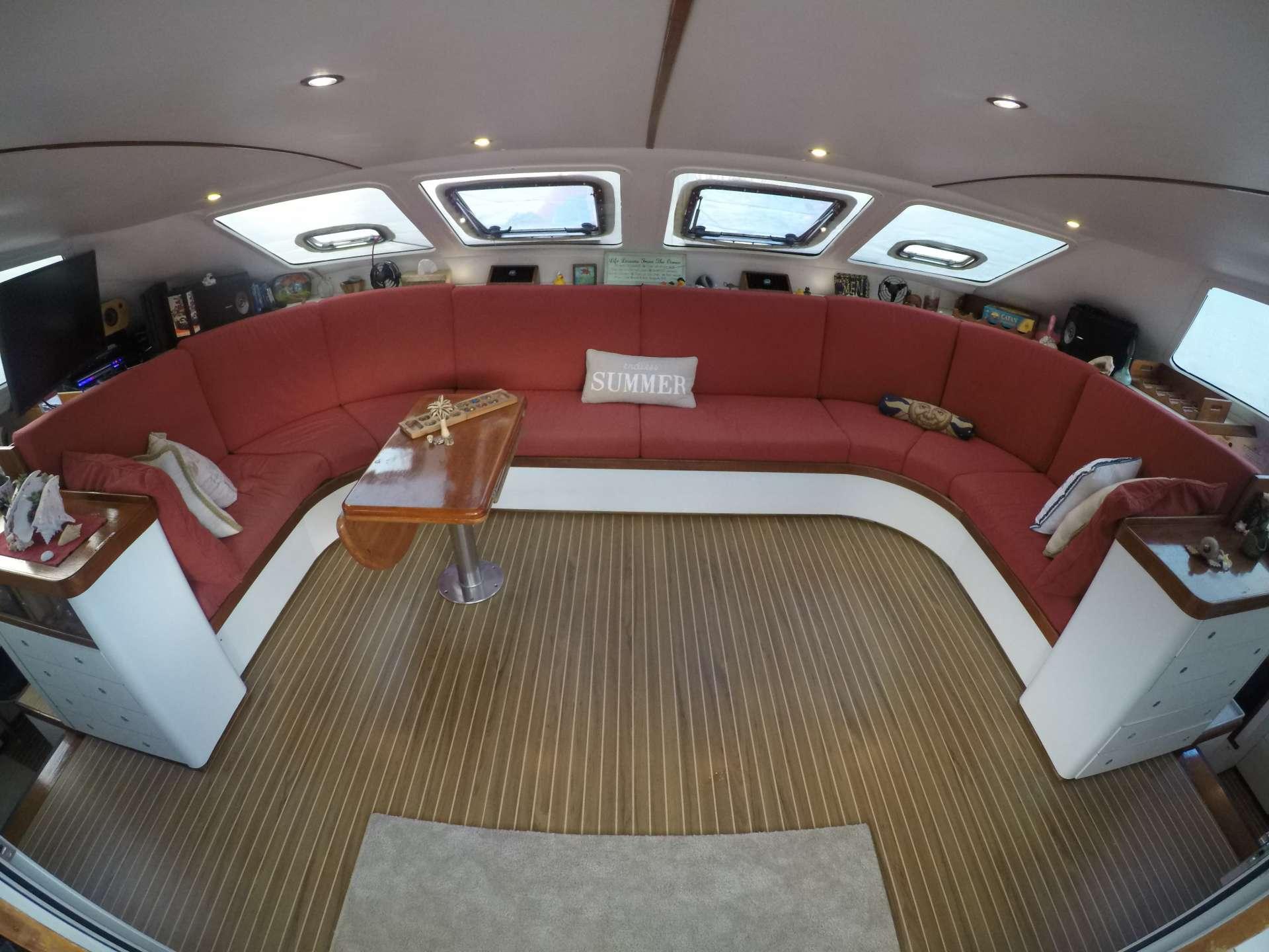 Spacious Salon