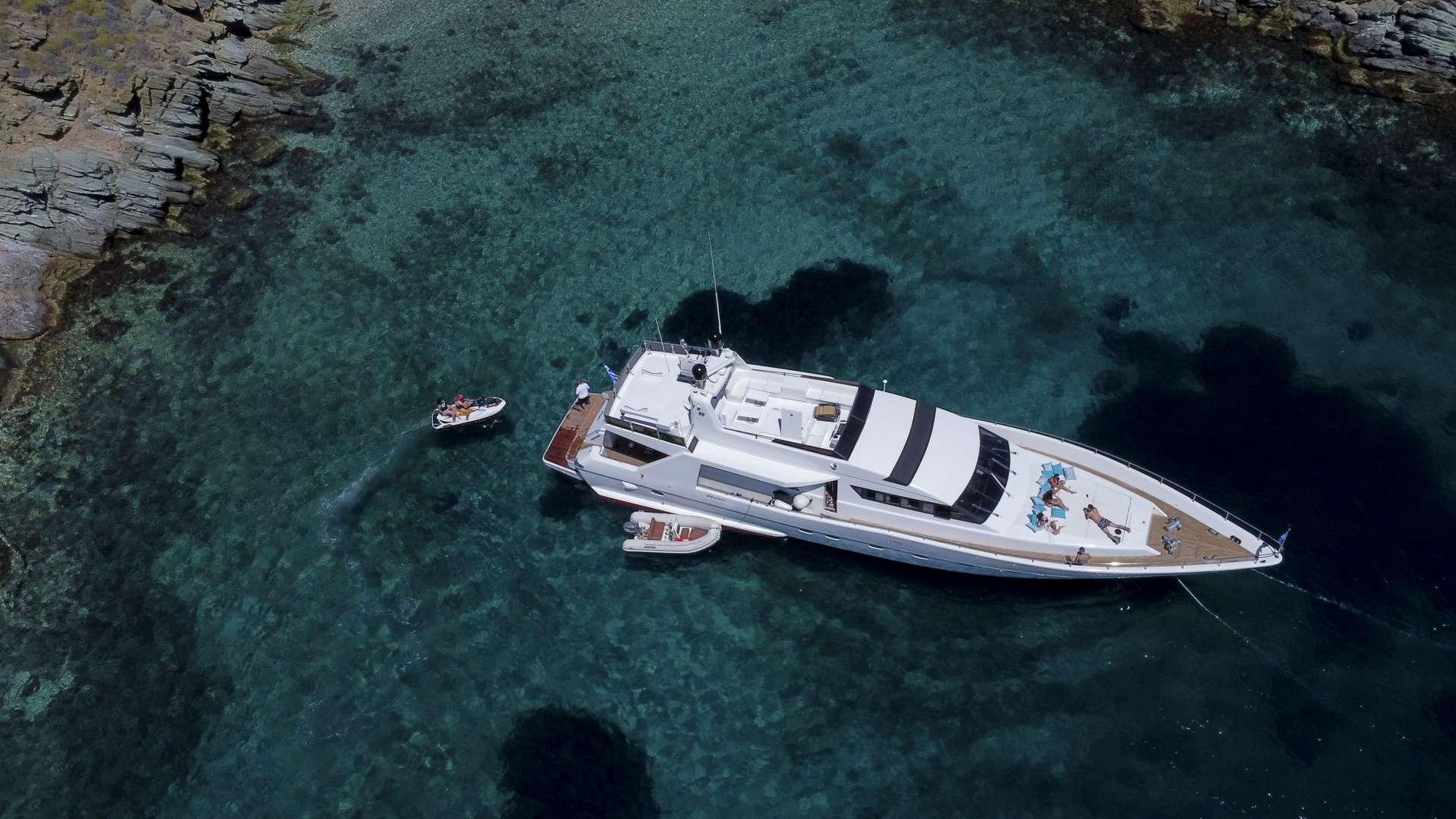 motor yacht WISH