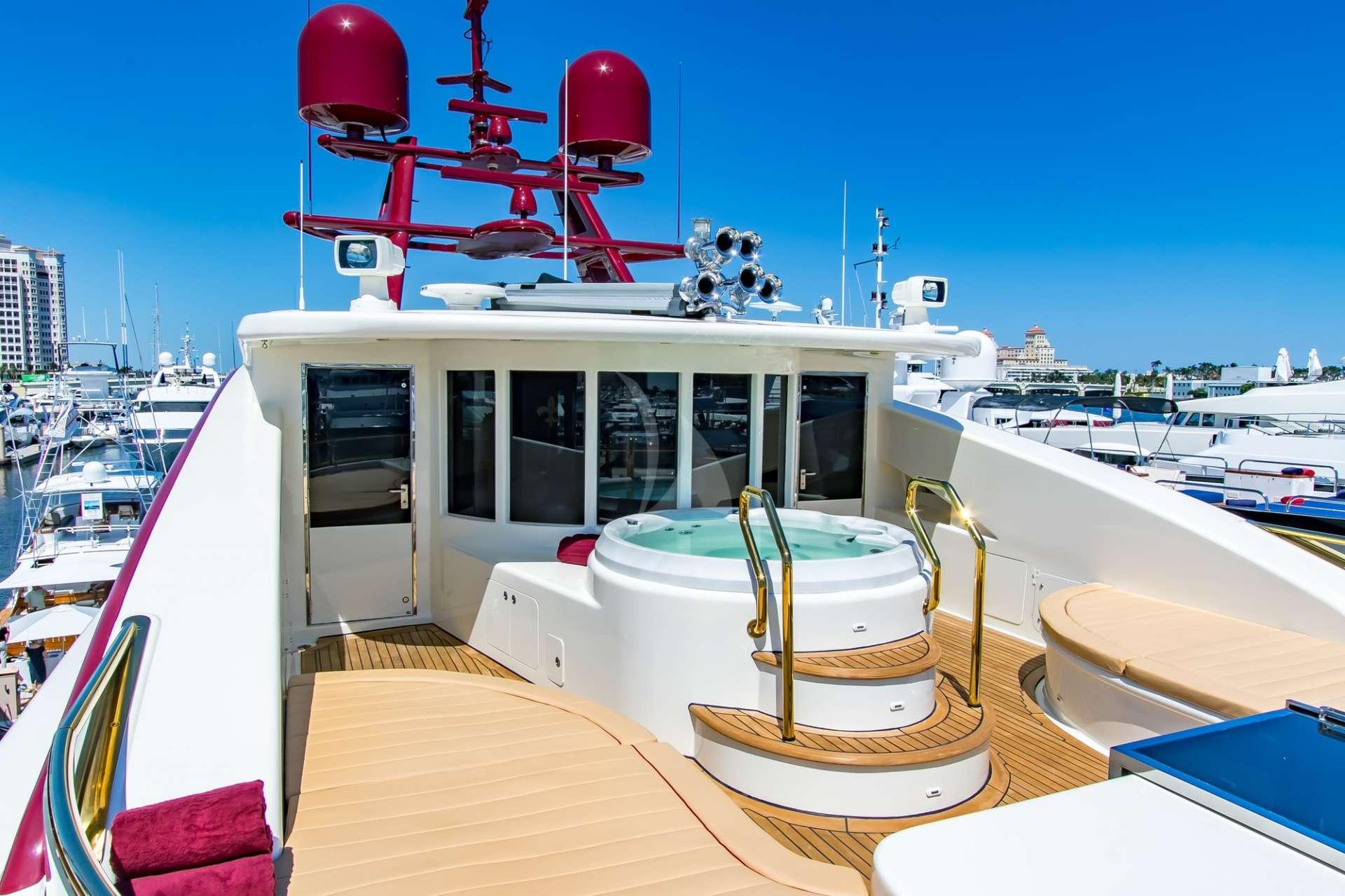 motor yacht CABERNET