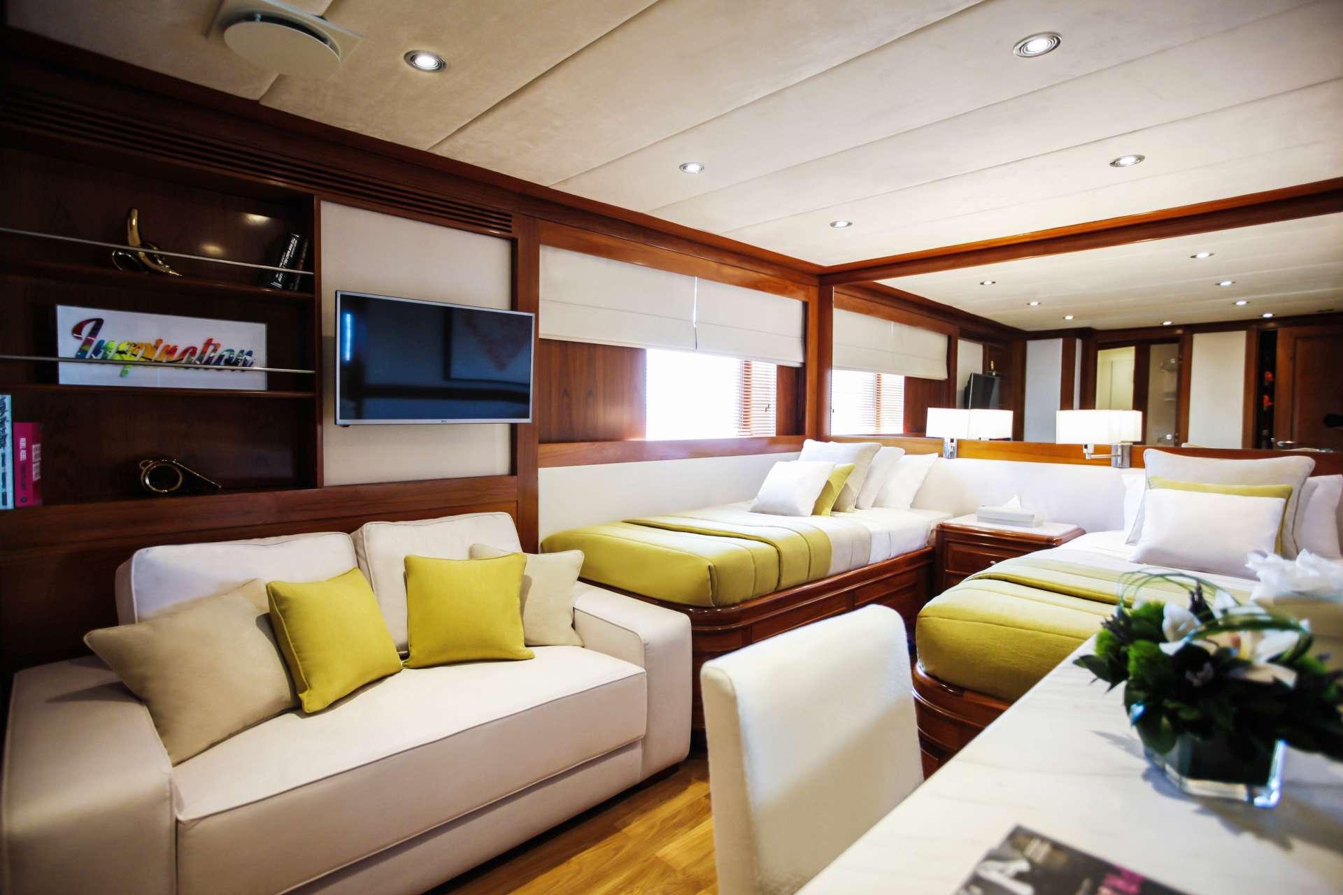 motor yacht ASPIRE