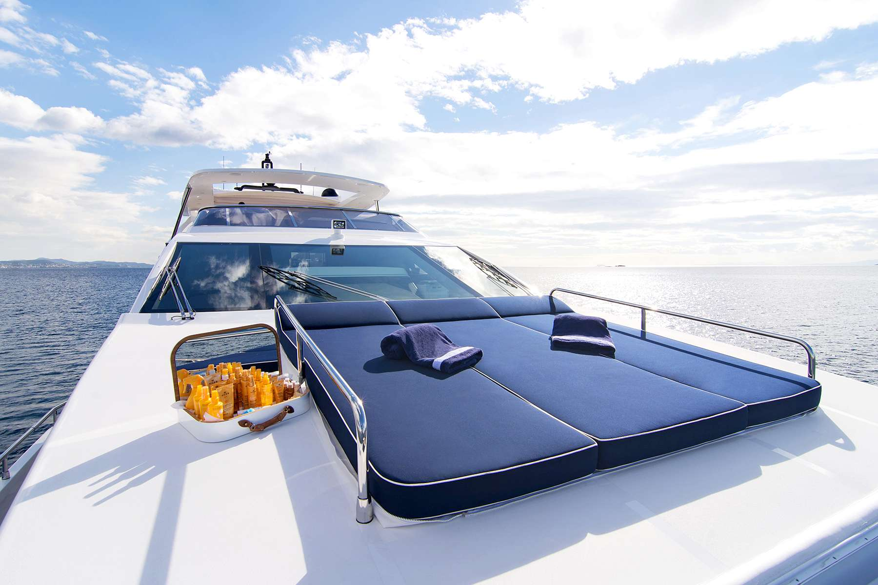 motor yacht MEMORIES TOO