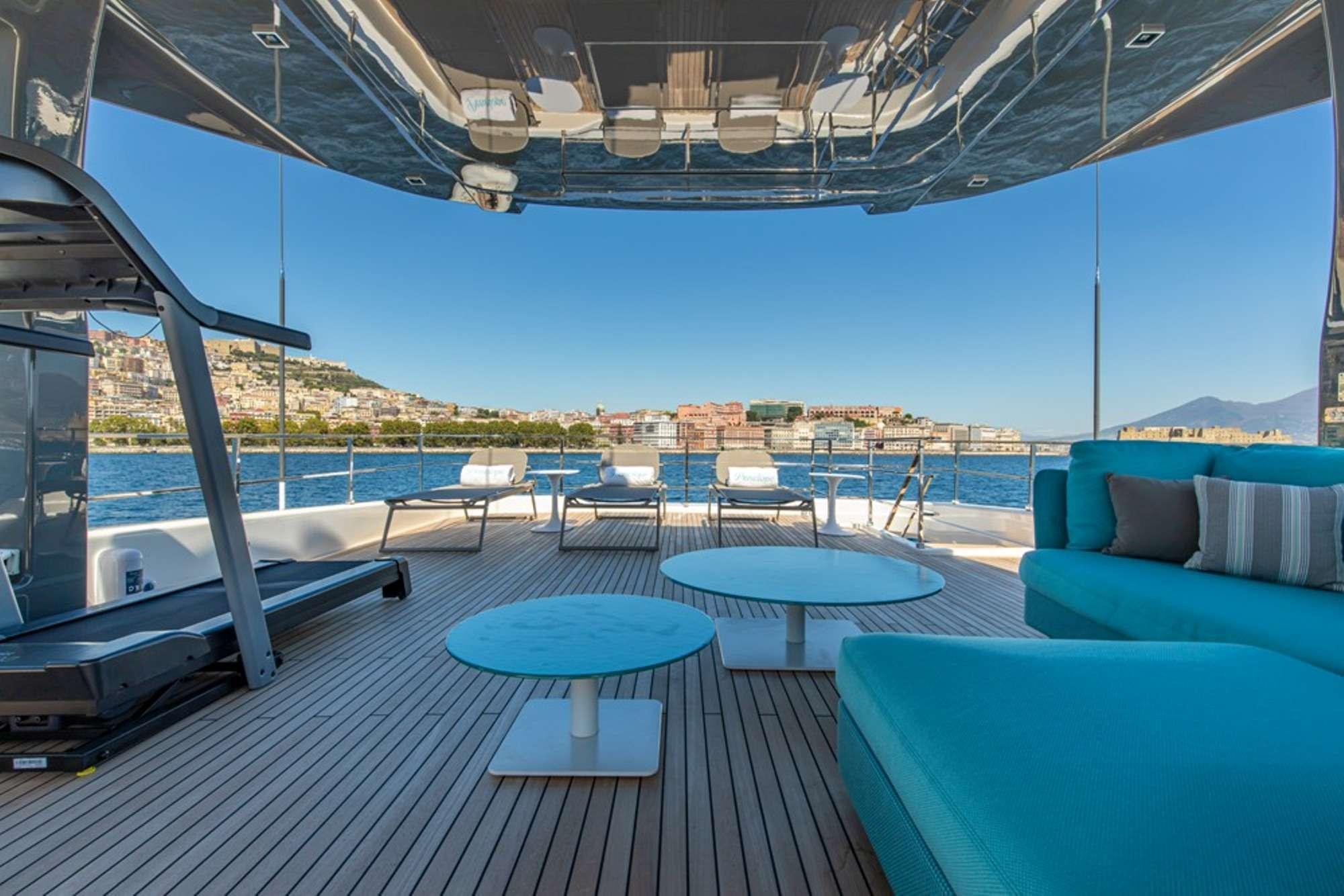 motor yacht Penelope