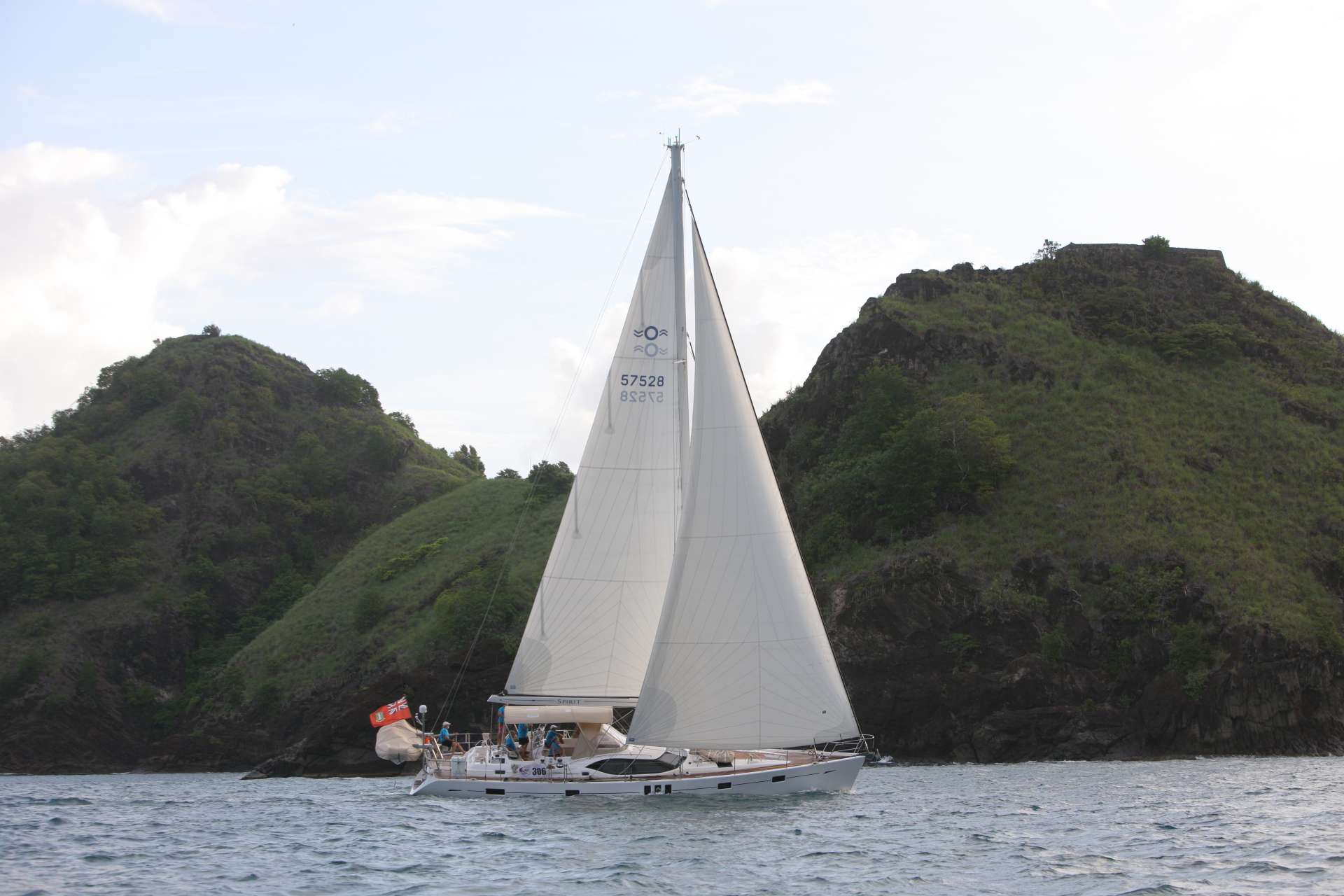 SPIRIT yacht main image