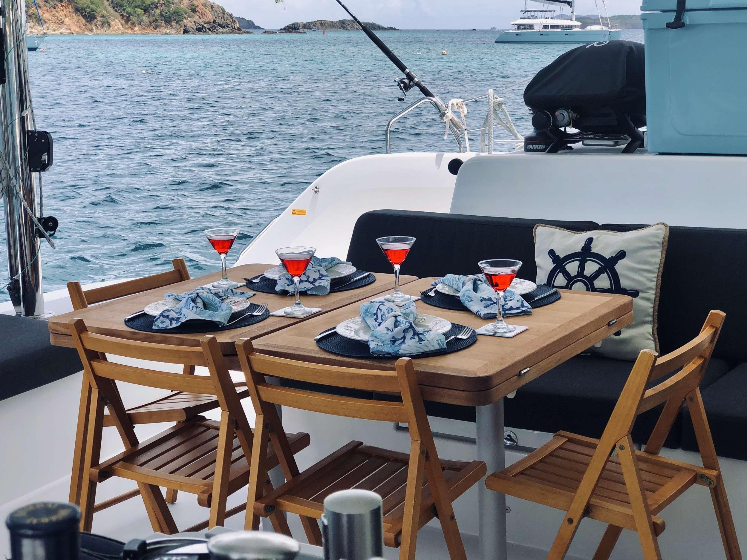 NAUTI CAT yacht image # 11