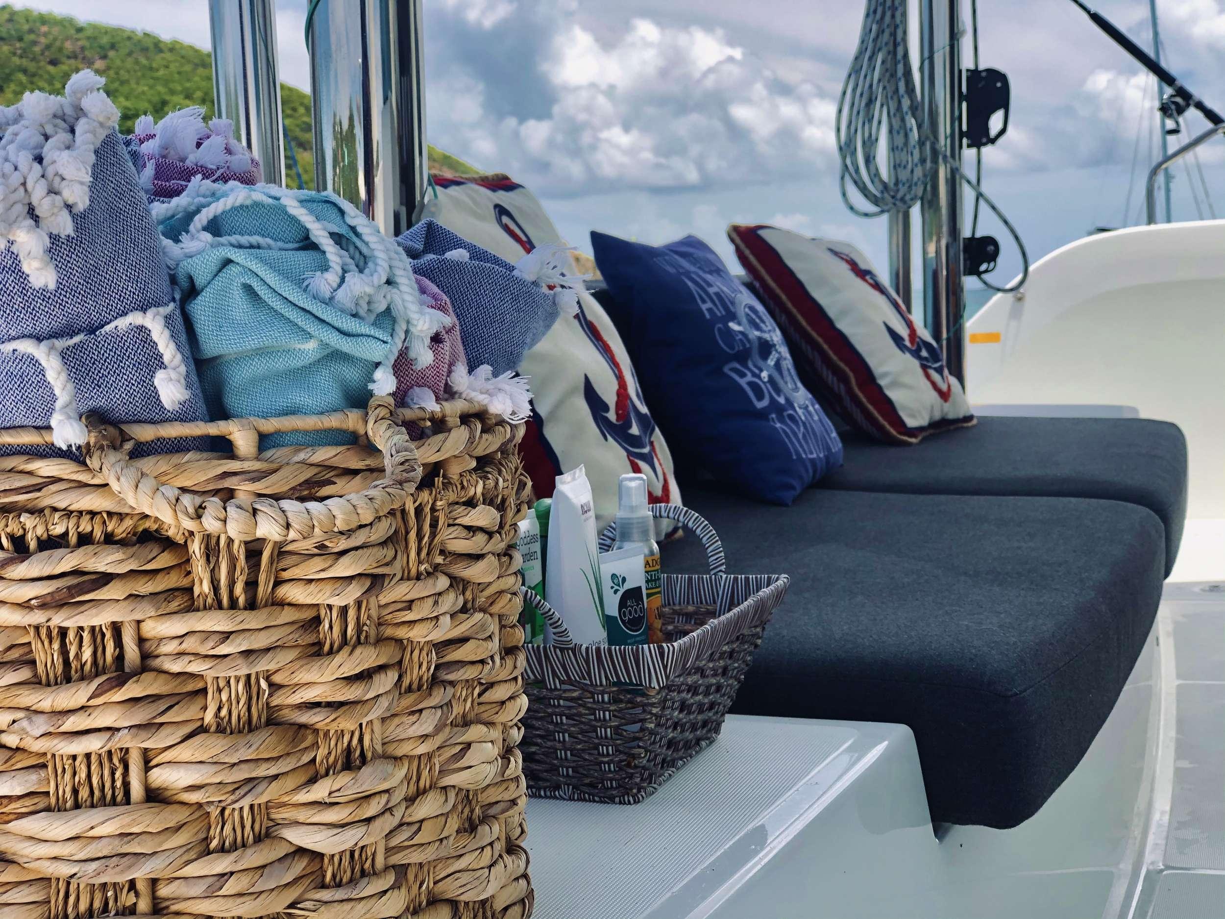 NAUTI CAT yacht image # 12