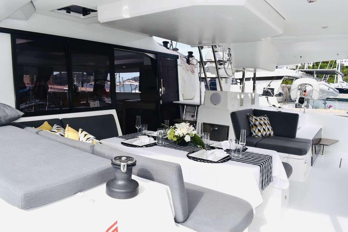 HERO'S JOURNEY yacht image # 12