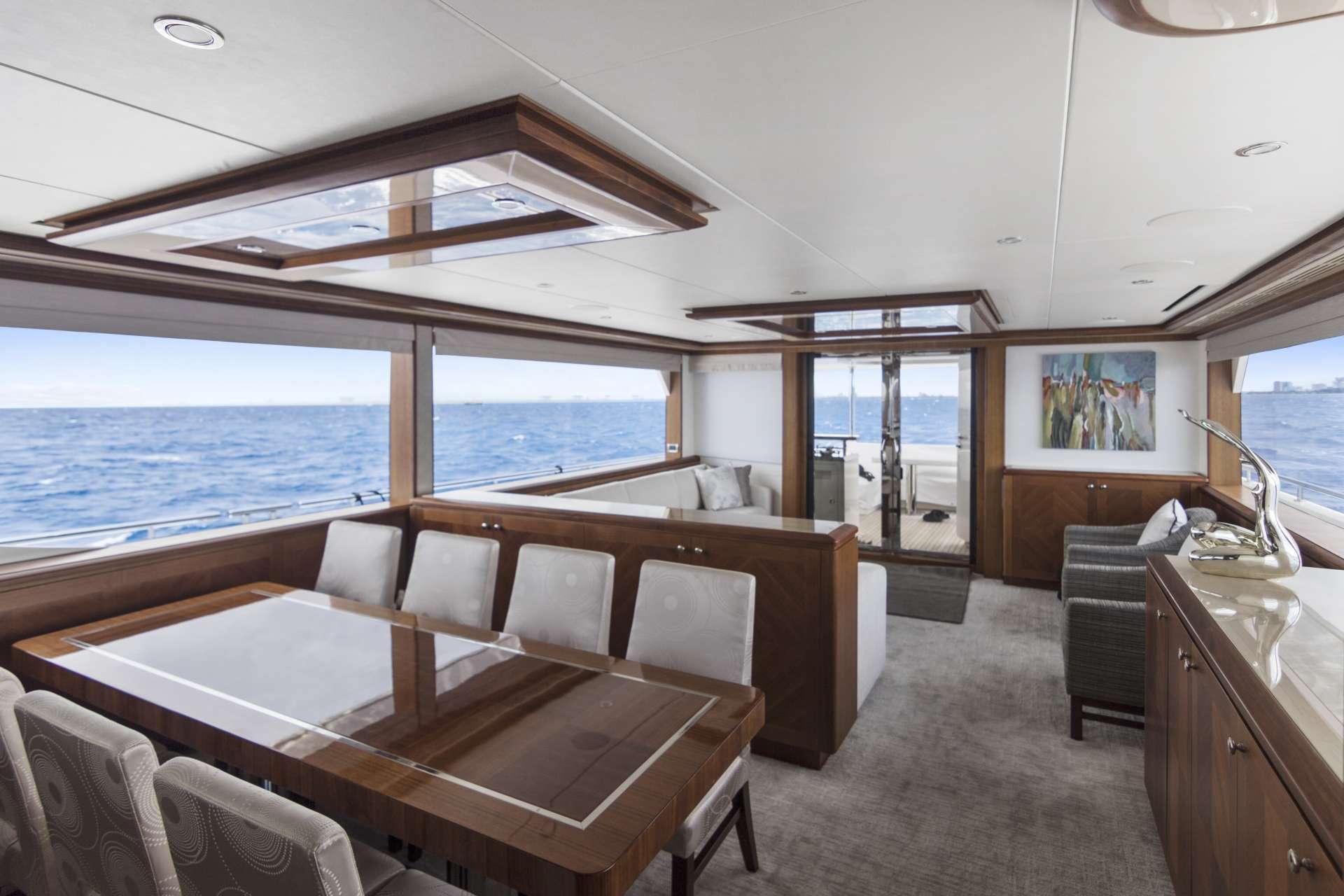 motor yacht OCEAN ROSE