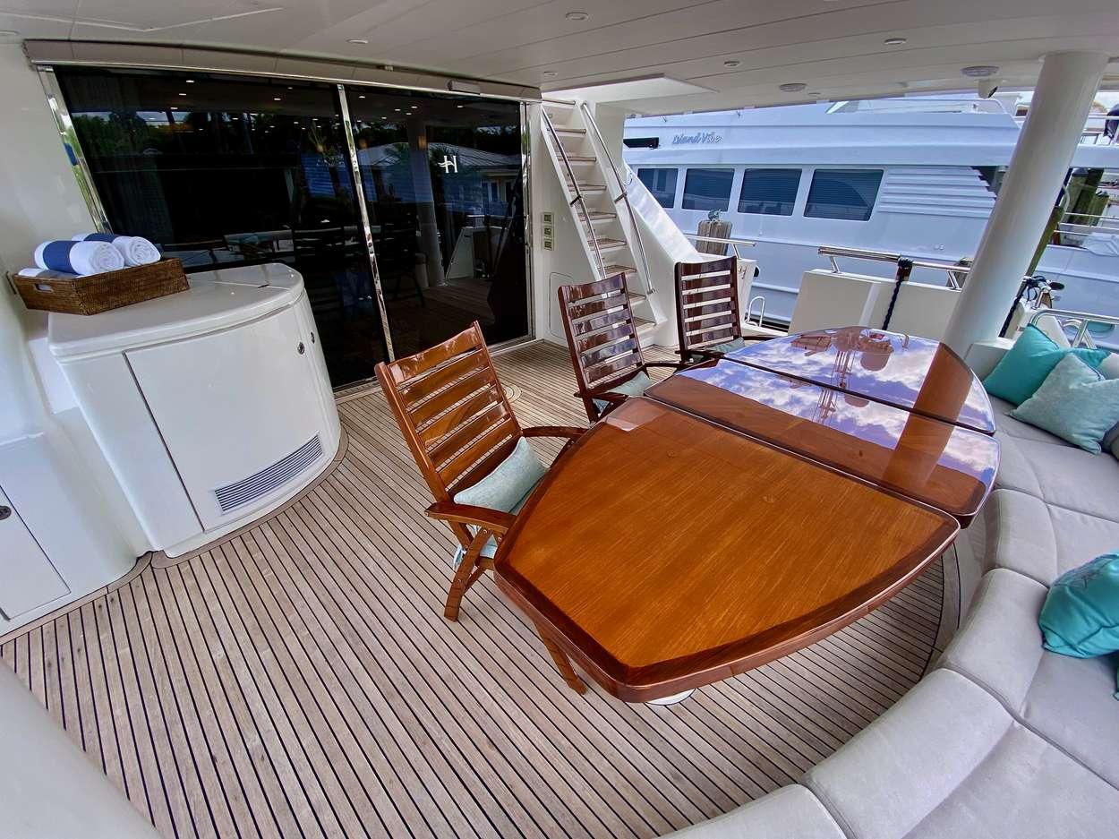 motor yacht BRANDI-WINE
