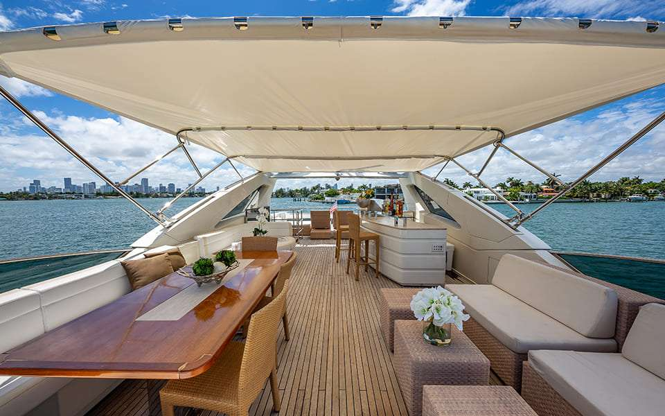 motor yacht Elysium