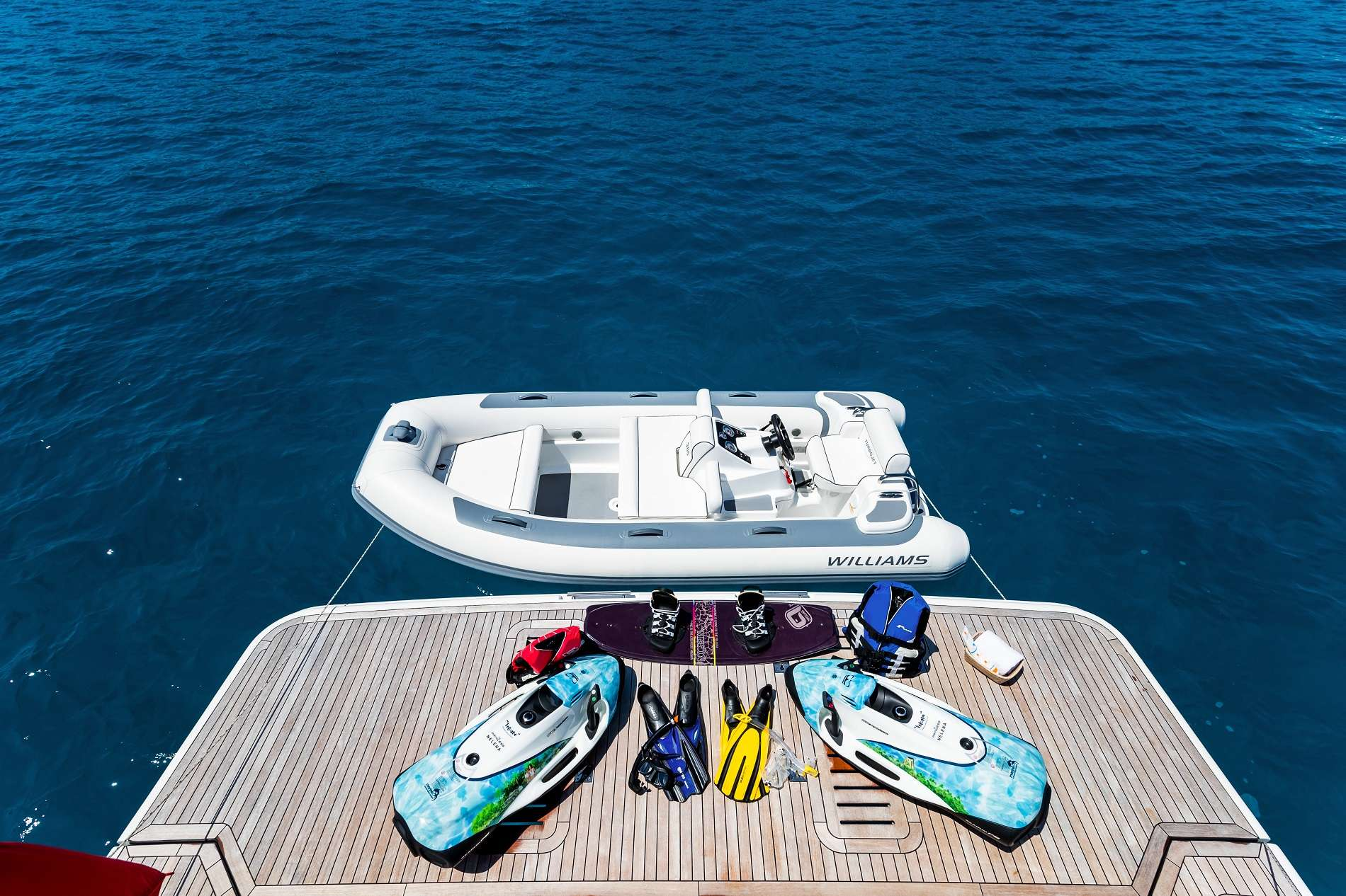 NELENA yacht image # 15