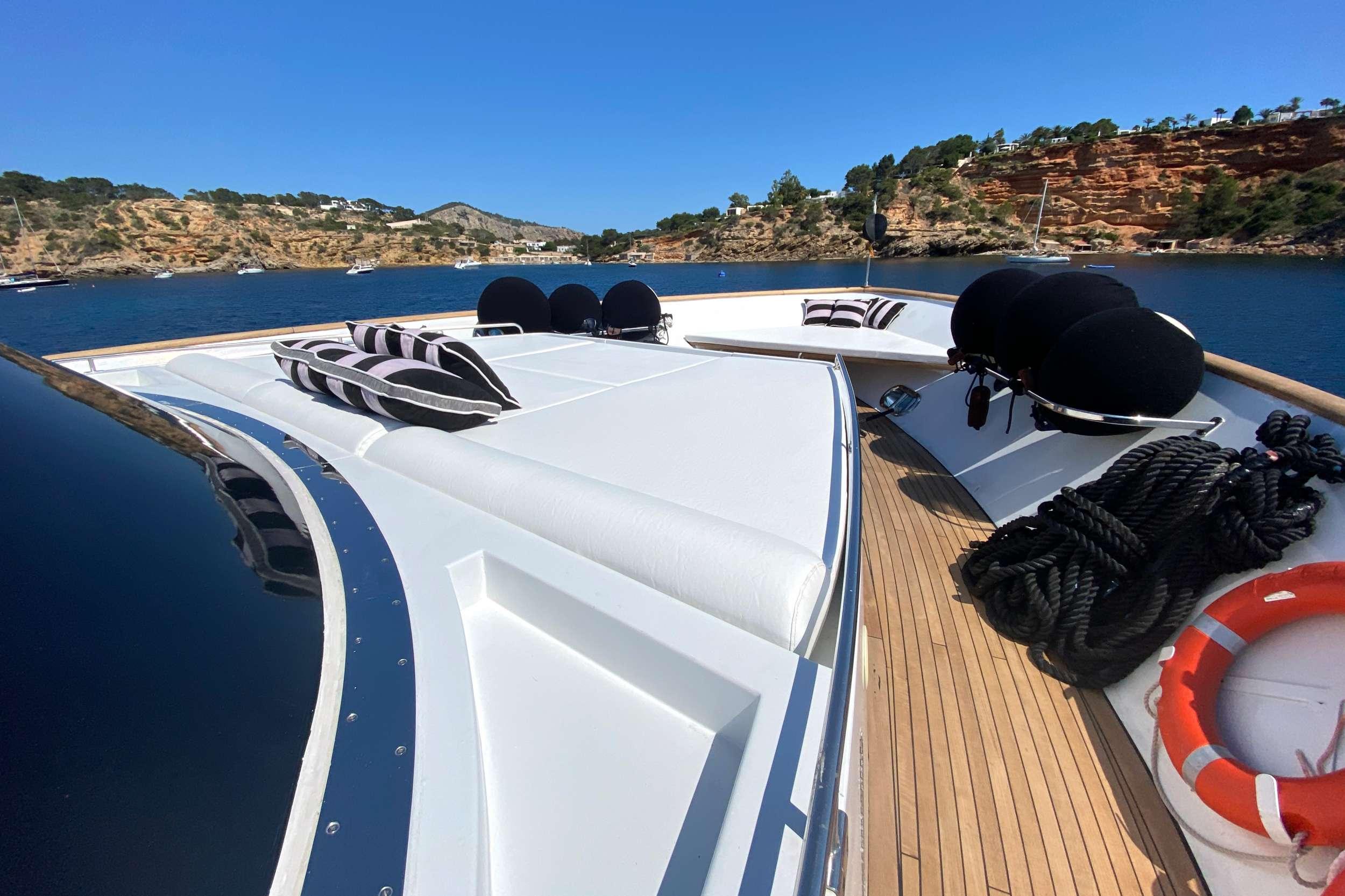 motor yacht Paula III