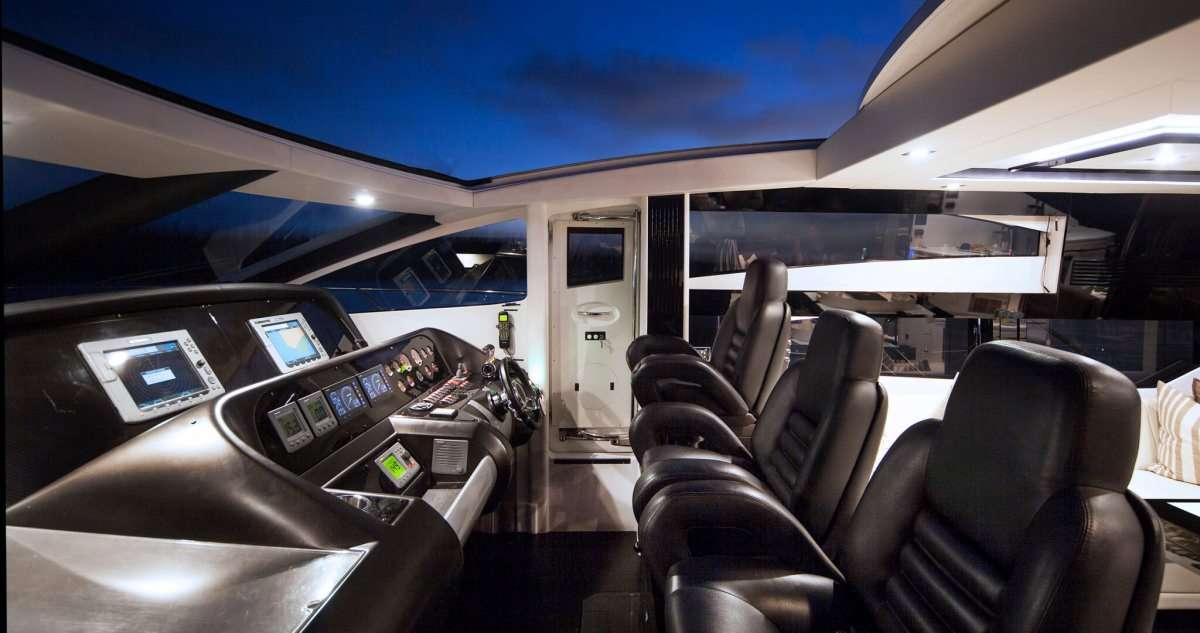motor yacht ALL IN