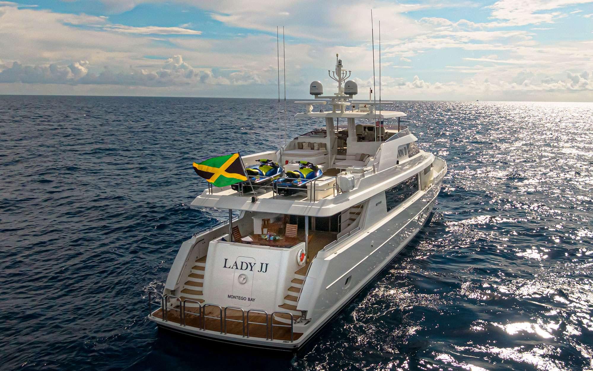motor yacht LADY JJ