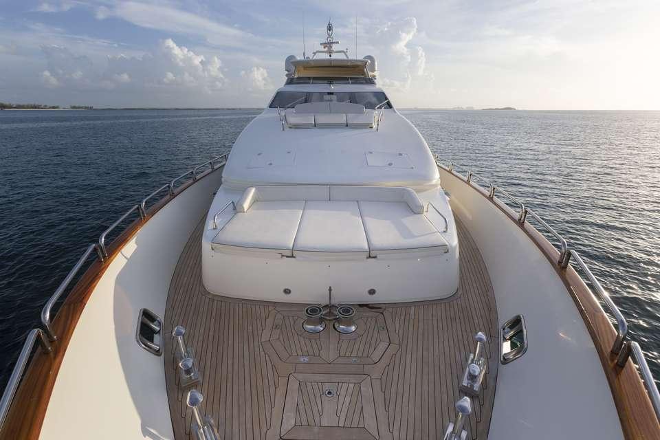 motor yacht ANDIAMO!