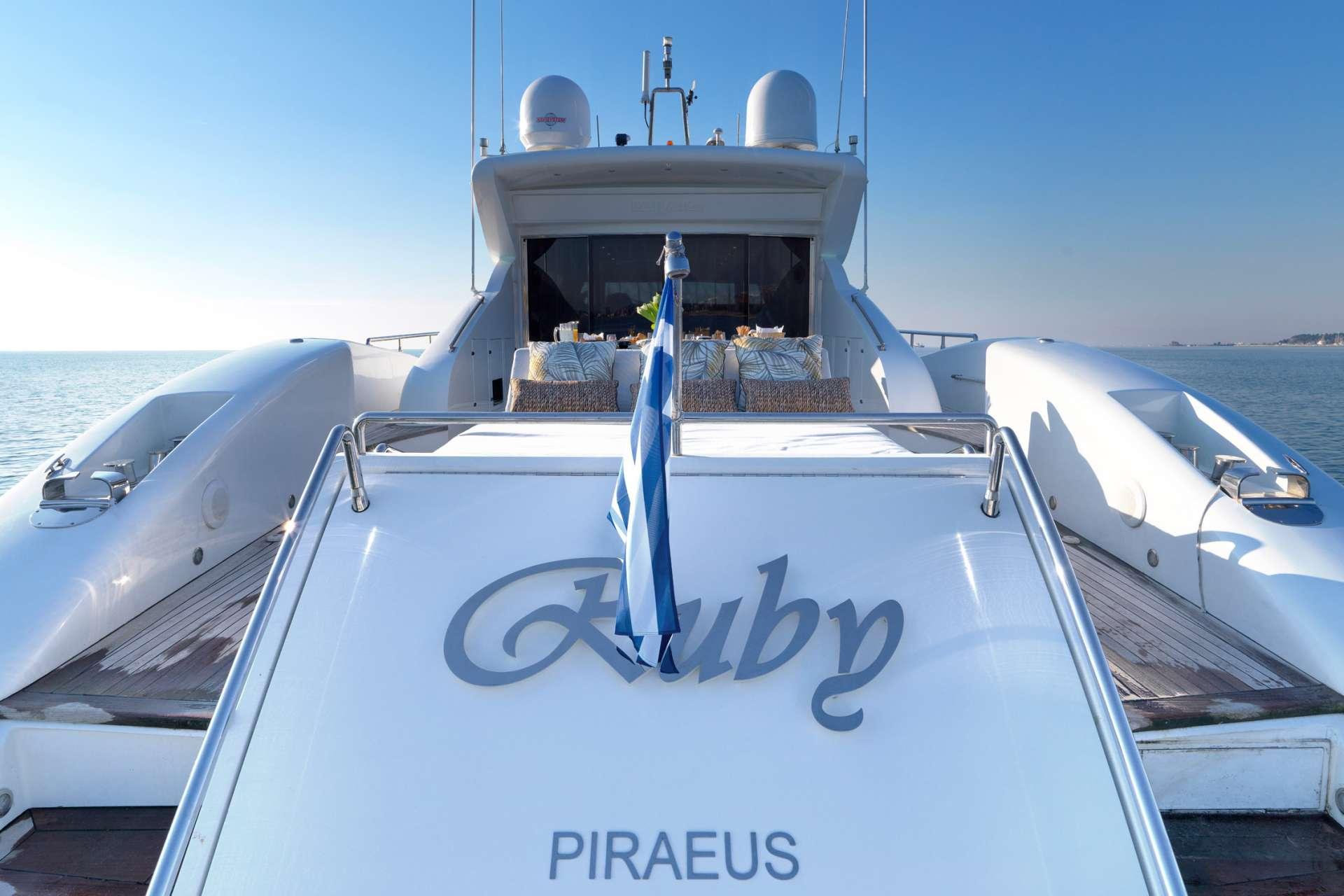 motor yacht RUBY