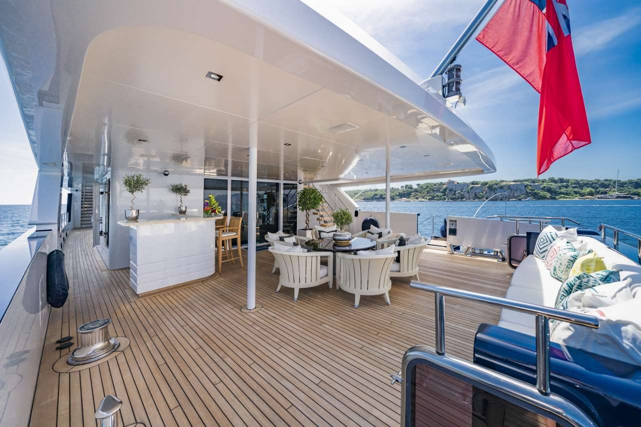 motor yacht Clicia
