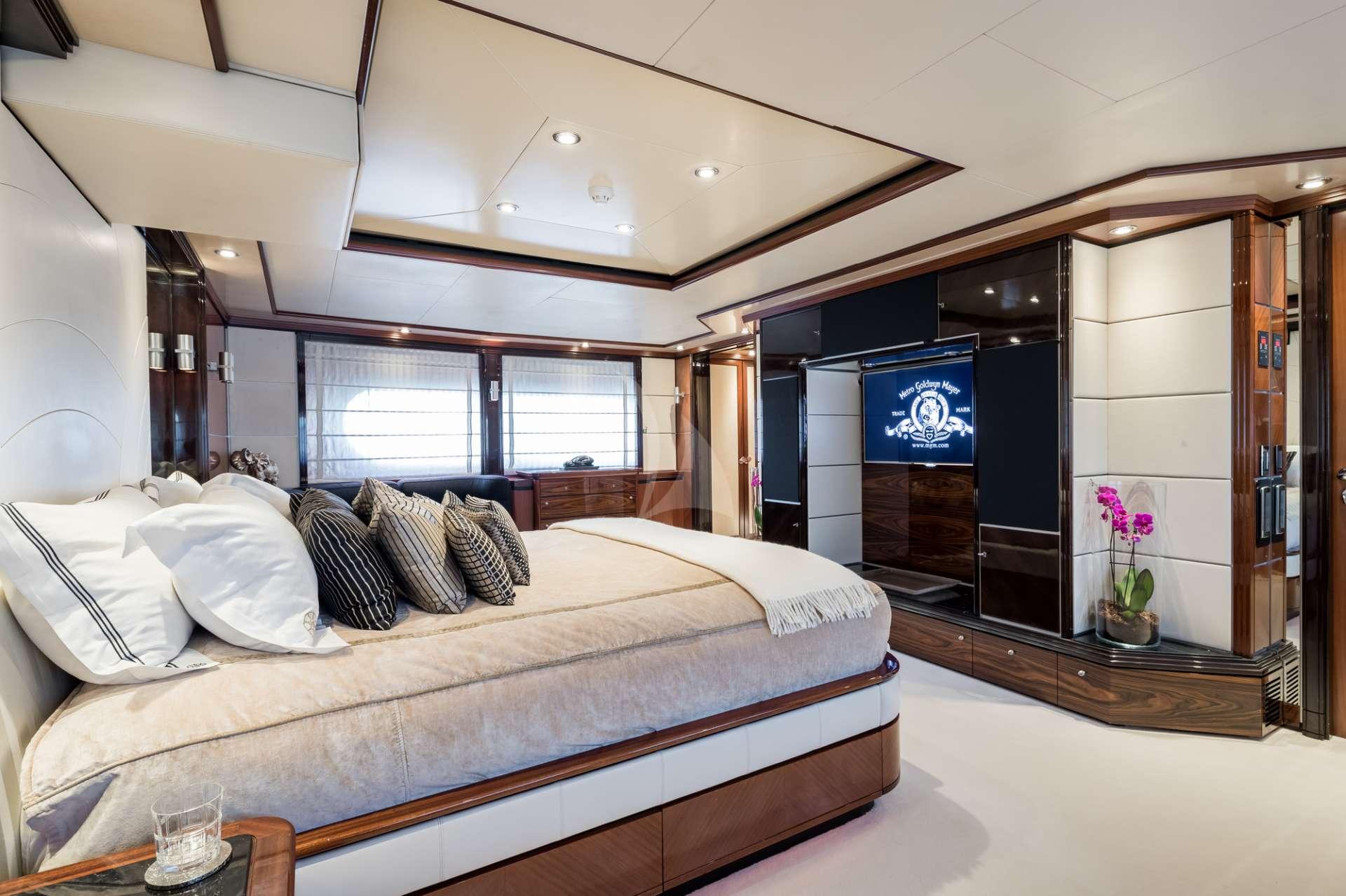 motor yacht MAGENTA M