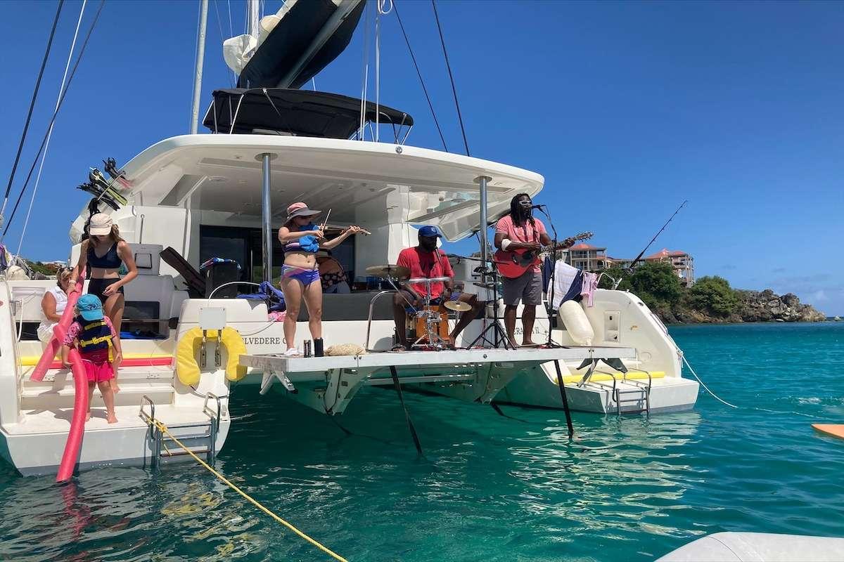 ESPERANZA II yacht image # 9